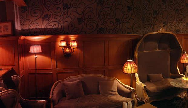 Le Grand Monarque - Chartres - Lounge