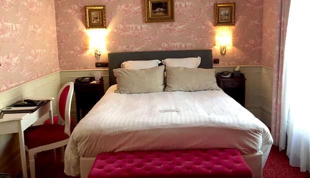 Le Grand Monarque - Chartres - Room