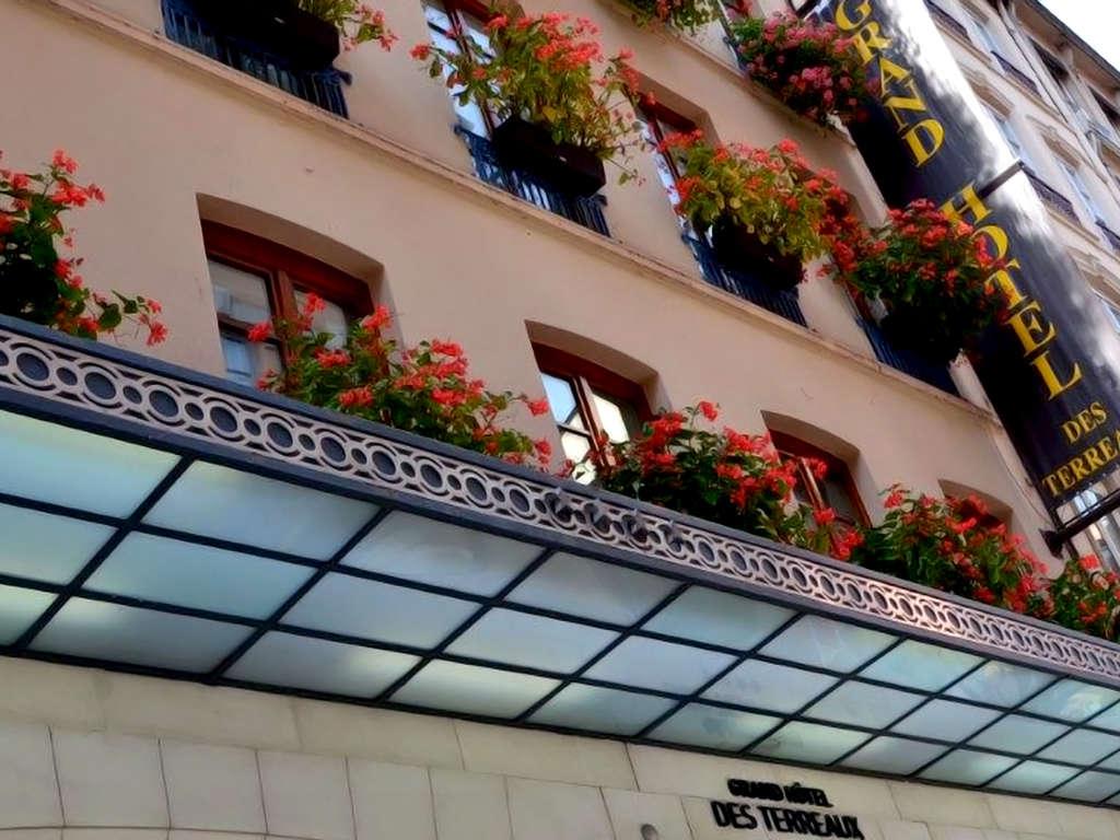 Pause détente à Lyon 4* - 1