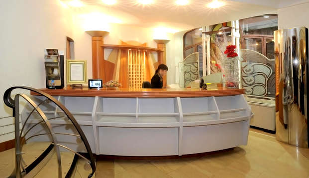 Grand Hotel des Terreaux - Reception