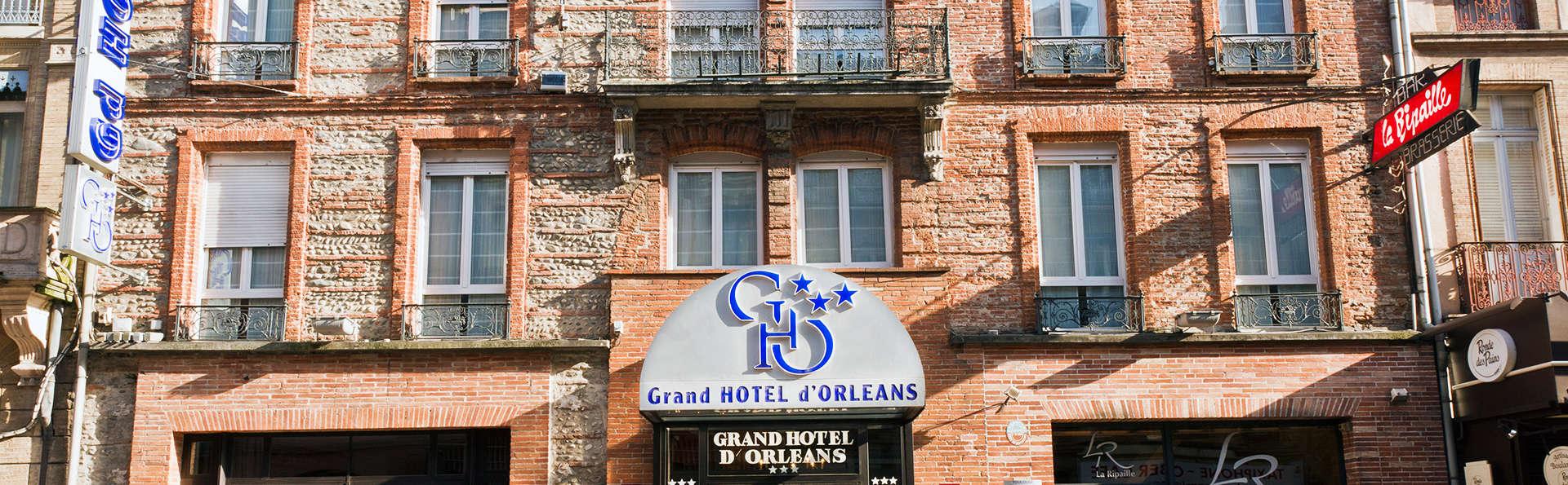 Week-end de charme en plein coeur de Toulouse