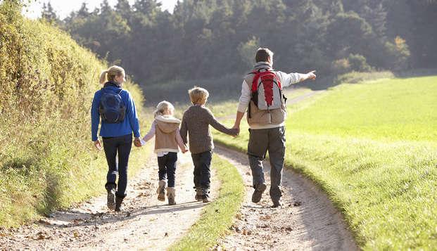 Escapade en famille dans les Sierra de Cazorla