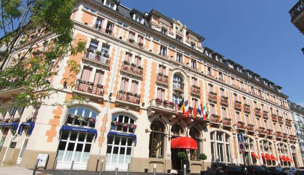 Grand Hotel du Tonneau d Or - Fachada