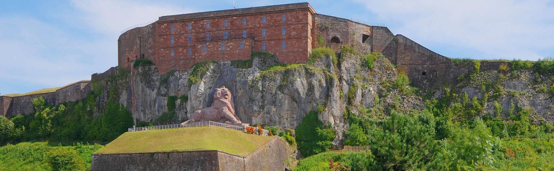 Escapade aux portes de la ville de Belfort