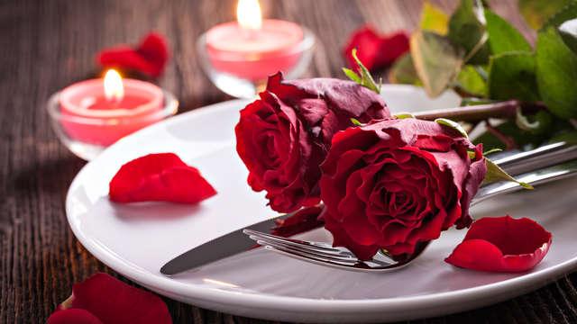 San Valentin en la costa Blanca: spa, pension completa con cena de gala incluida