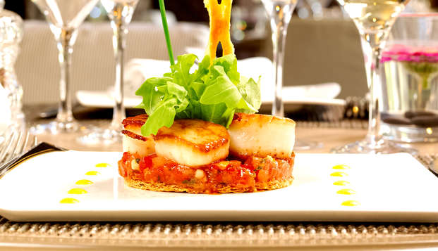 Estancia de gourmet en un 4 estrellas de Aix-en-Provence