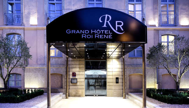 Grand Hotel Roi Rene - Front