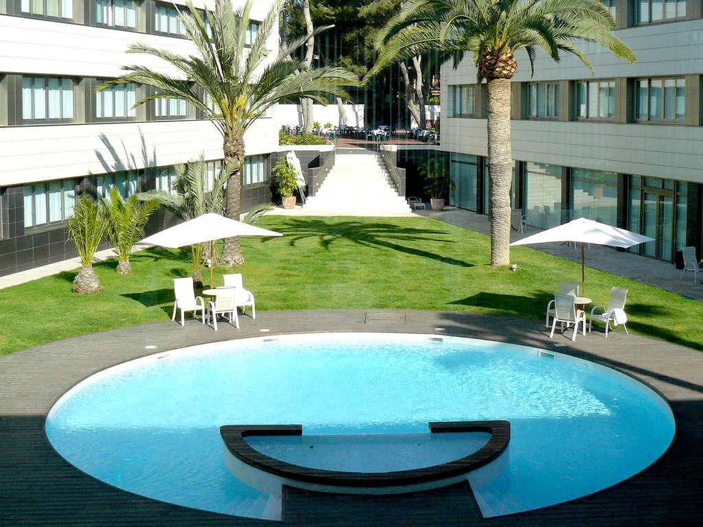 Séjour Espagne - Escapade économique avec parking et petit-déjeuner à Alicante  - 3*