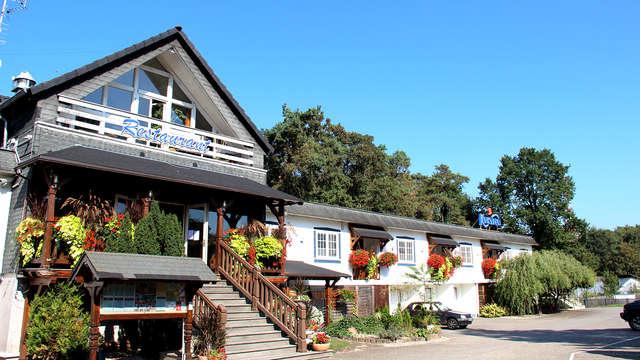 Hotel Restaurant Les Pins