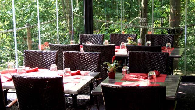 Table gourmande dans le Nord de l'Alsace à Haguenau