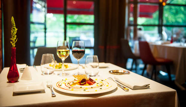 Pause détente et gastronomique à Pau