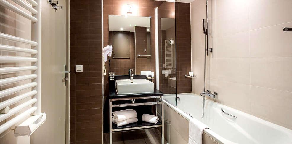 Hipark design suites nice 4 nice france for Hotel design paca