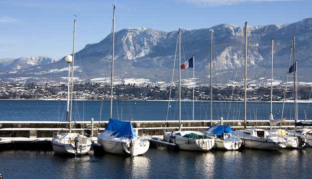 Week-end près du lac du Bourget à Aix-les-Bains