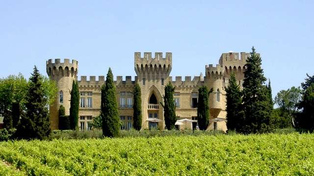 Week-end découverte avec dégustation de vin à Châteauneuf-du-Pape