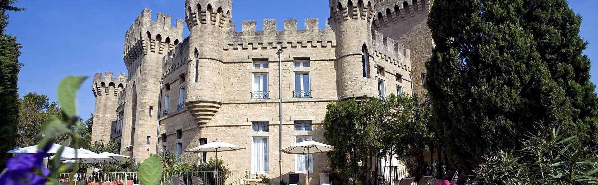 Week-end romantique en chambre de luxe à Châteauneuf-du-Pape