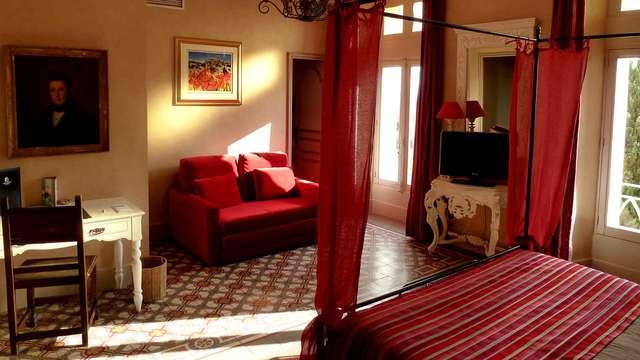 Hostellerie du Chateau des Fines Roches