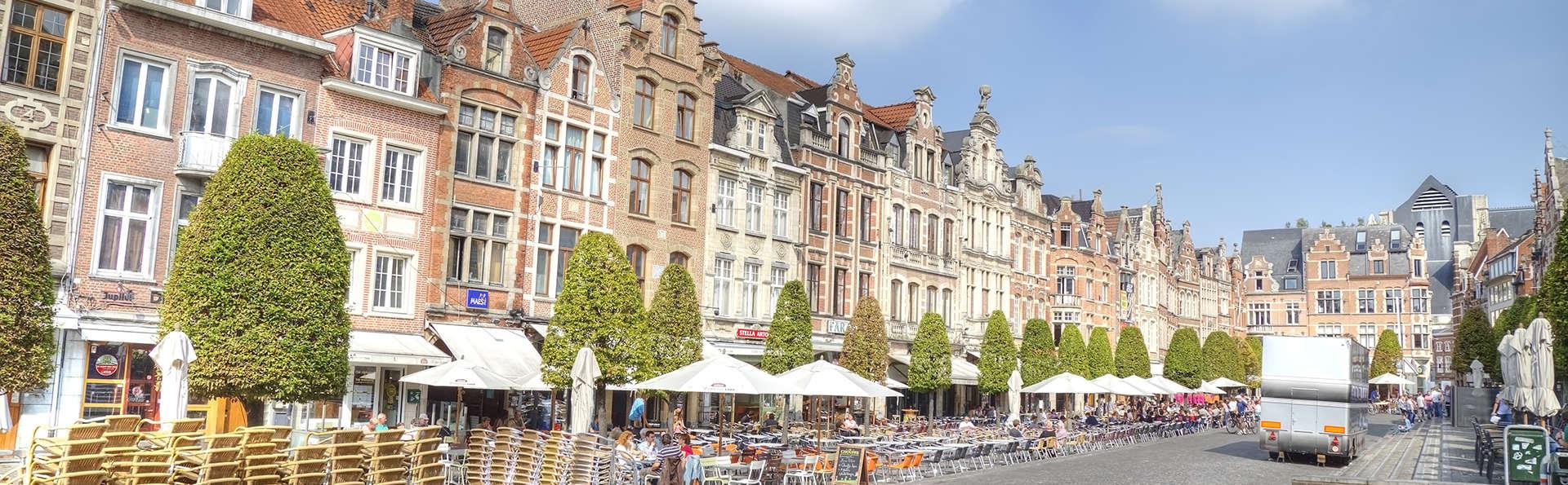 Encanto e historia en el corazón de la maravillosa localidad belga de Lovaina