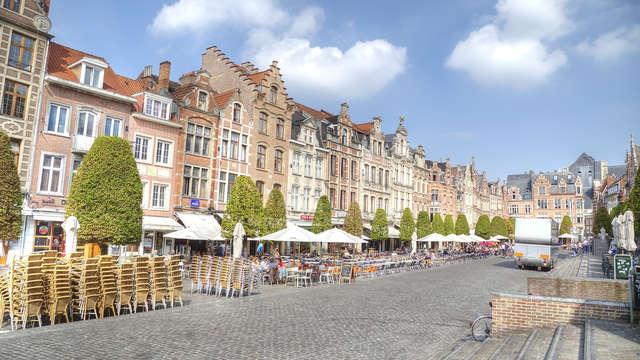 Comfort en charme in het hart van historisch Leuven