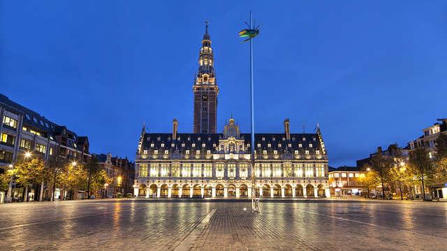 Gezellig weekendje weg naar Leuven (vanaf 2 nachten)