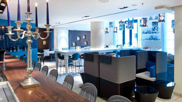 Hilton Brussels City - NEW RESTAURANT