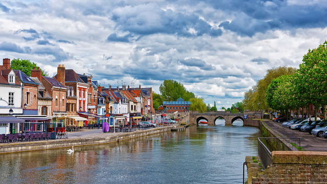 Charme aan de rand van Amiens