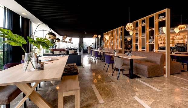 Shanghai Hotel Holland - NEW BAR