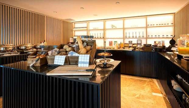 Shanghai Hotel Holland - NEW BREAKFAST