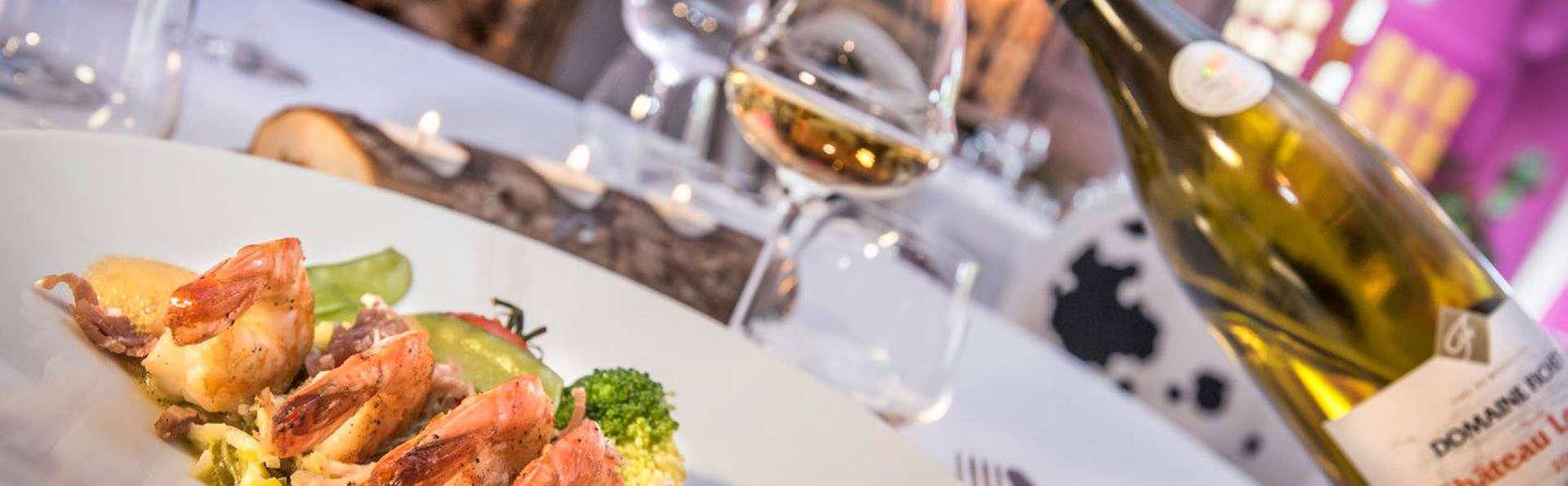 Escapade en Lozère avec dîner et accès au spa (à partir de 2 nuits minimum)