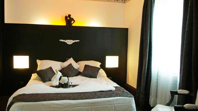 Hotel - Restaurant Le Rocher Blanc