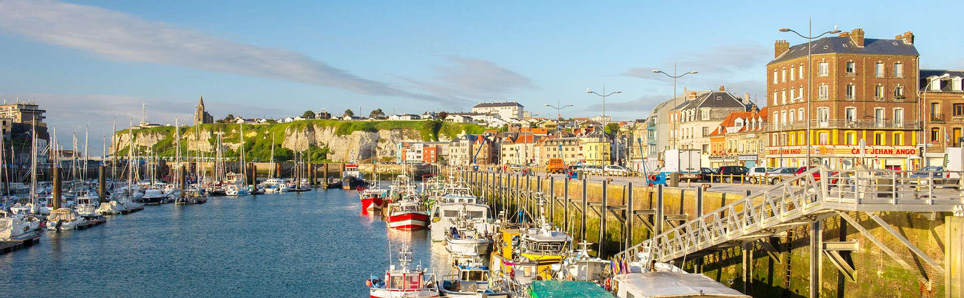 Charme weekend in Dieppe