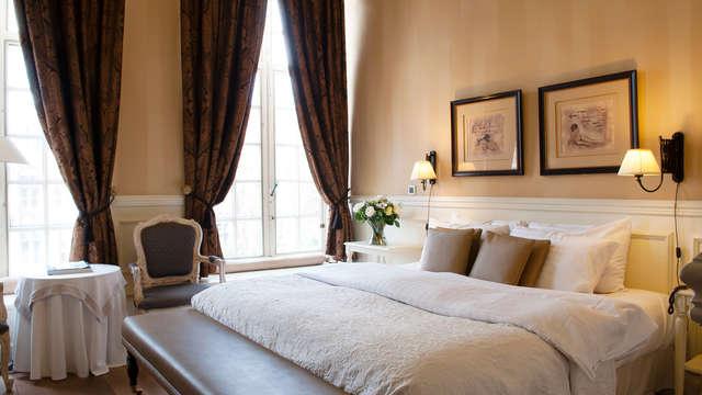 Profitez d'un séjour de luxe avec bien-être au cœur de Bruges (à partir de 2 nuits)