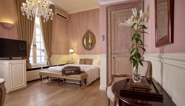 Hotel de Tuilerieen - NEW room