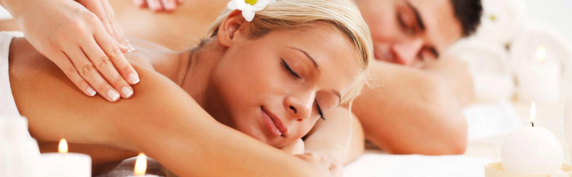 Profitez d'un week-end de détente avec un massage en duo (à partir de 2 nuits)