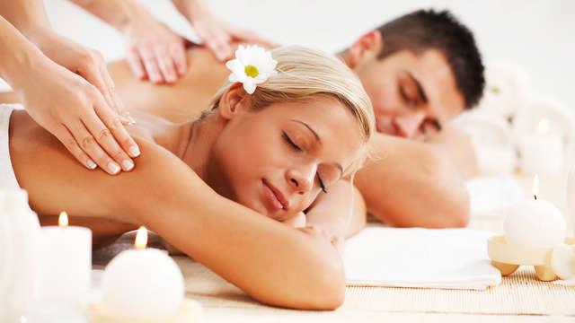 Geniet van ontspannend weekend met duo massage (vanaf 2 nachten)