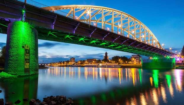 Luxe, wellness en dineren in het gezellige Arnhem