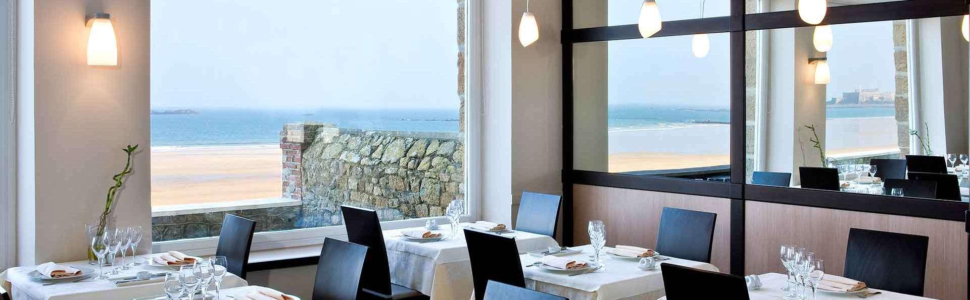 Gourmets ou gourmands ? Faites escale à Saint-Malo !