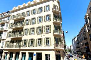 H tel gounod 3 nice france for Reservation hotel paca