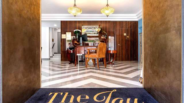 The Jay Hotel by Happy Culture