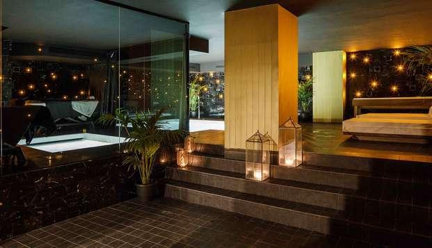 SPA LOVERS: Conecta con Granada en pleno centro alojándote en un hotel y spa de diseño