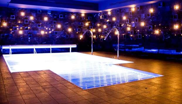 Oferta limitada: Descubre Granada en un hotel de diseño céntrico con acceso al spa (Desde 2 noches)