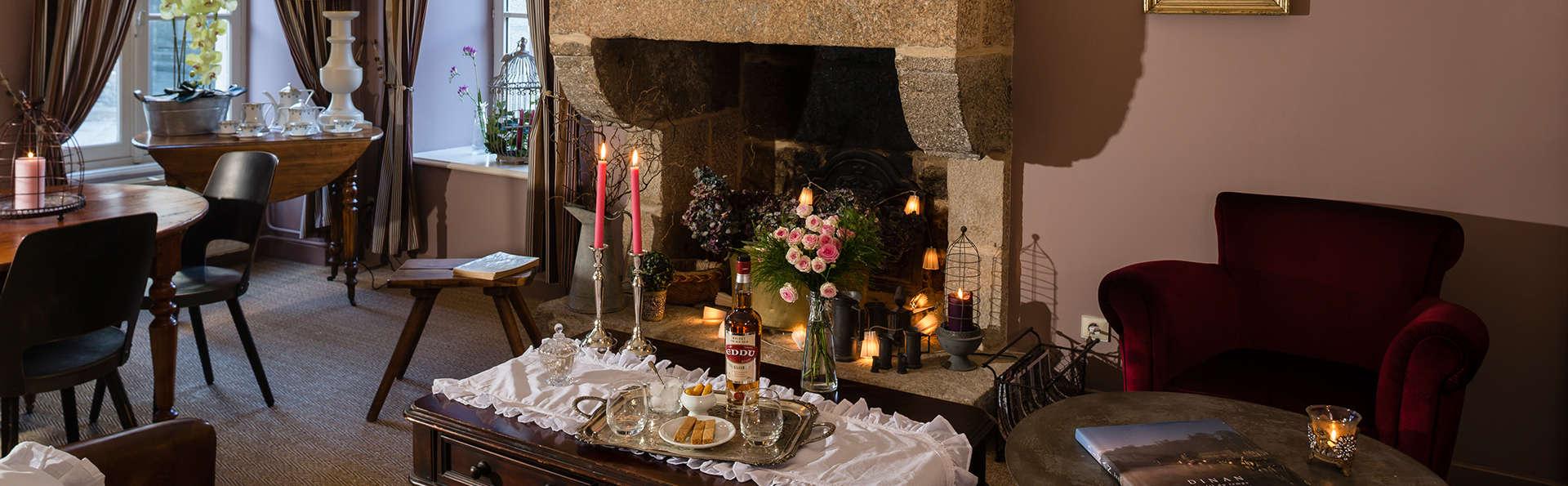 Week-end romantique à Dinan