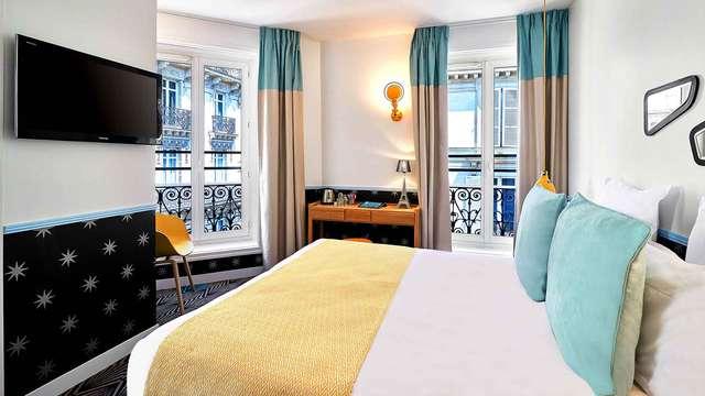 Escapada para dos en habitación Superior en pleno centro de París