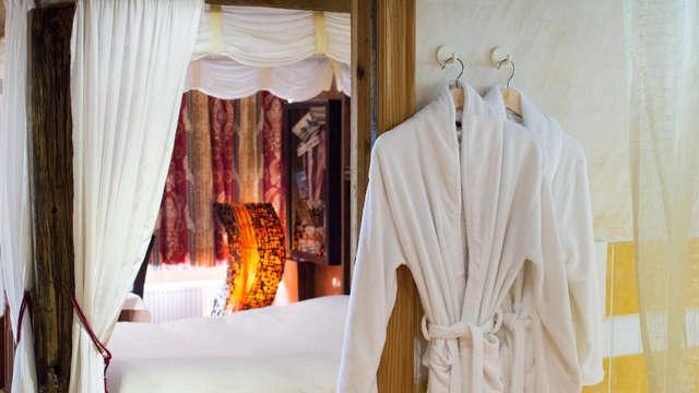 Oferta especial: Romanticismo, lujo y jacuzzi privado cerca de Ostende (desde 2 noches)