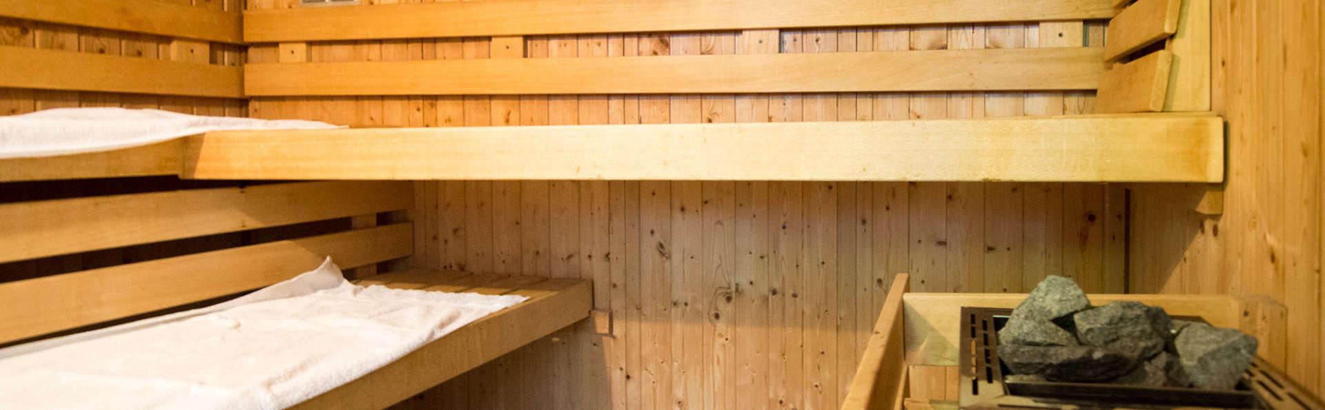 Geniet van een romantisch weekend met toegang tot sauna (vanaf 2 nachten)