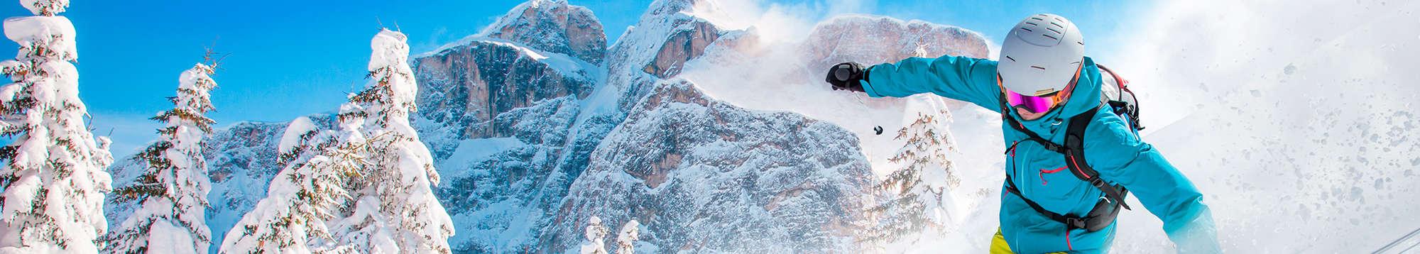 Escapadas fin de semana Esquí en España