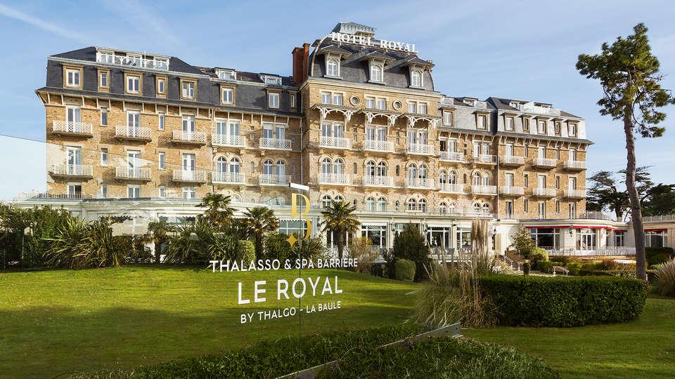 Hôtel Barrière Le Royal La Baule  - EDIT_fachada_1.jpg