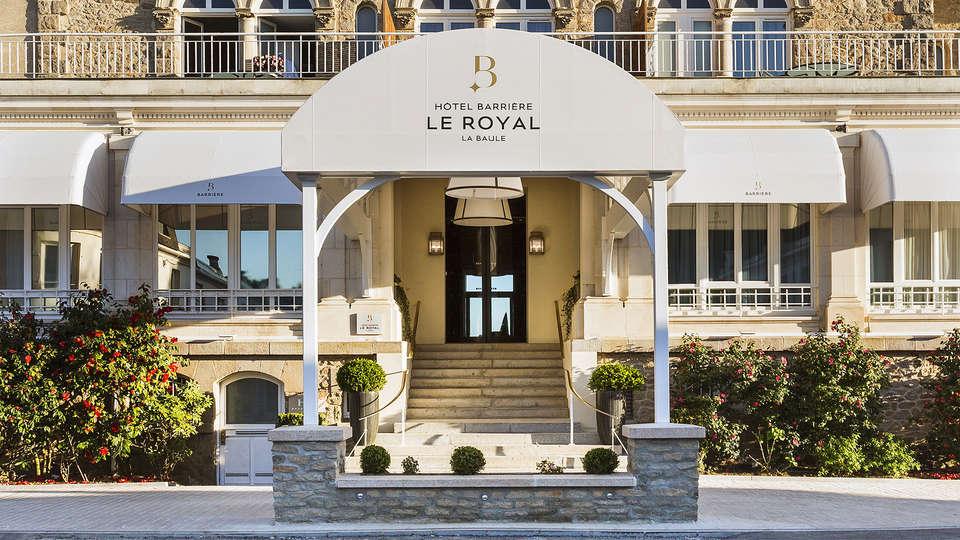 Hôtel Barrière Le Royal La Baule  - EDIT_fachada_3.jpg