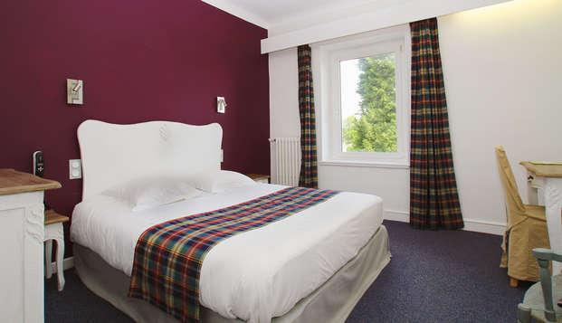 Hotel Beau Site - Luxeuil-les-Bains - Habitacion