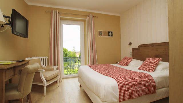 Hotel Beau Site - Luxeuil-les-Bains