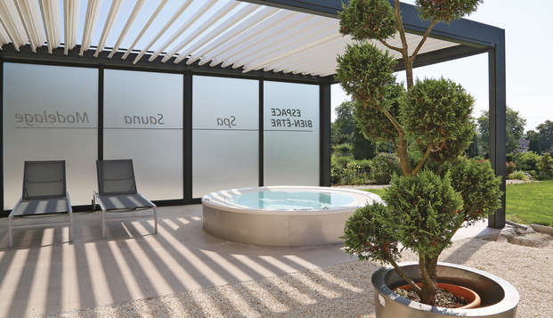 Hotel Beau Site - Luxeuil-les-Bains - Piscina